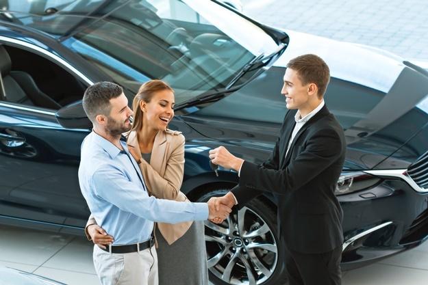 การเลือกซื้อรถใหม่