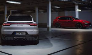 Porsche Cayenne GTS 2021 โฉมใหม่ เอสยูวีตัวแรงเครื่องยนต์ V8