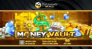 เกมสล็อตออนไลน์ Money Vault